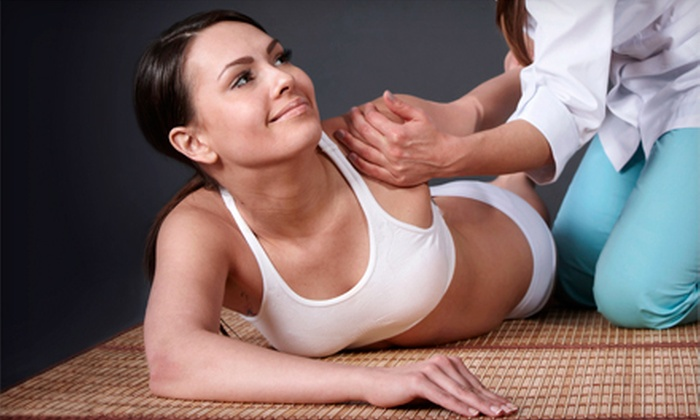 Essential Yoga - Springfield: One or Three 60-Minute Therapeutic or Thai Yoga Massages at Essential Yoga