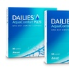 Dailies AquaComfort Plus Contacts (2 Boxes)
