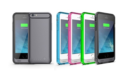 Mota Extended-Battery Case for iPhone 6