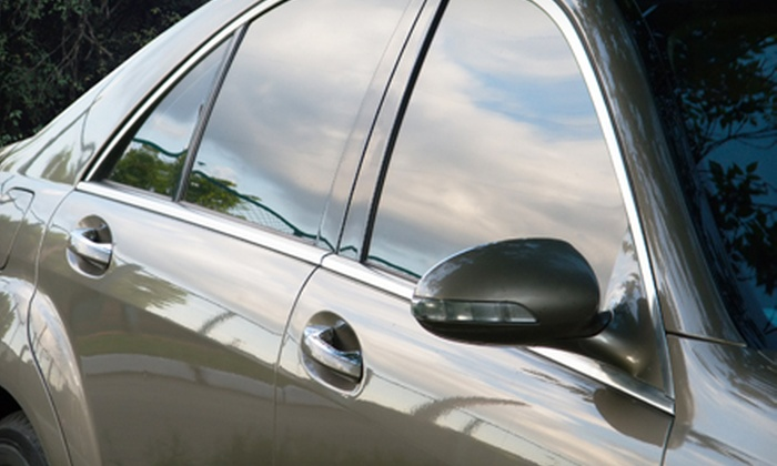 Performance Autotint - Colorado Springs: SunTek Tinting for Two or Seven Car Windows or a Clear Bra Hood Protector at Performance Autotint (Up to 52% Off)