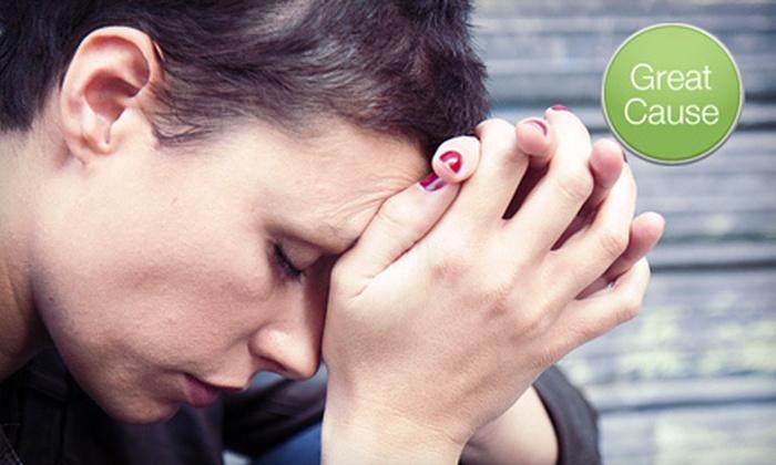 National Domestic Violence Hotline - Austin: $10 Donation to National Domestic Violence Hotline
