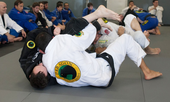 Paragon Brazilian Jiu Jitsu - Newbury Park: $49 for One Month of Unlimited Brazilian Jiu Jitsu Classes at Paragon Brazilian Jiu Jitsu ($240 Value)