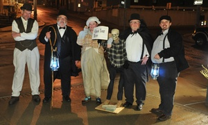 Ghosts of Palm Beach Walking Tours: One, Two, or Four Groupons, Each Good for a Ghost Tour from Ghosts of Palm Beach Walking Tours (Up to 62% Off)