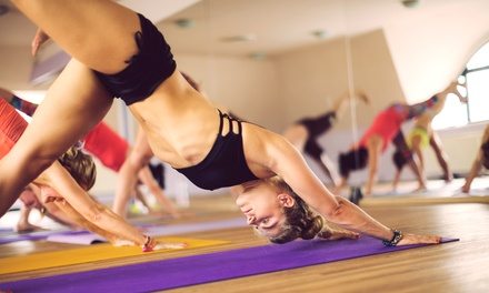 10 or 20 Hot Yoga Classes at Modo Yoga (Up to 69% Off)