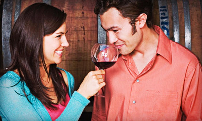 Desert Moon Vineyards - Dove Valley: Two-Hour Wine-Tasting Class for Two, Four, or Six at Desert Moon Vineyards (Up to 57% Off)