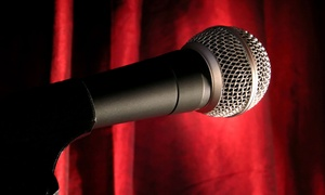 Comedy Show: Comedy Show for Two or Four with VIP Options at Uptown Comedy Corner (Up to 65% Off)