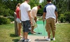 Up to 69% Off Mini-Golf Packages