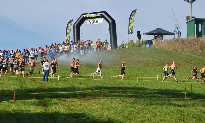 The Gladiator Assault Challenge - Grand Geneva Resort: $49 for Entry to Gladiator  Obstacle-Course Race at Lake Geneva on Sept. 13 or 14 (Up to $119 Value)