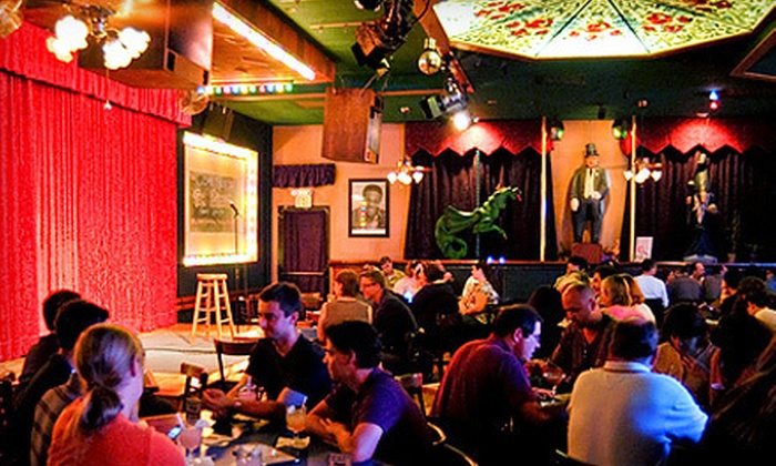 Rooster T. Feathers Comedy Club - Rooster T. Feathers Comedy Club: a Live Comedy Show for Two (a $40 value)