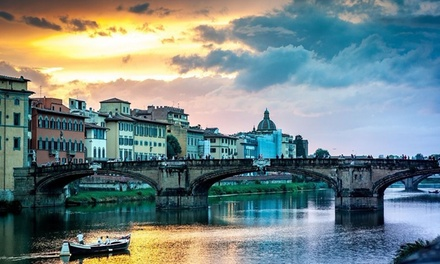 Firenze: fino a 3 notti in camera matrimoniale con colazione