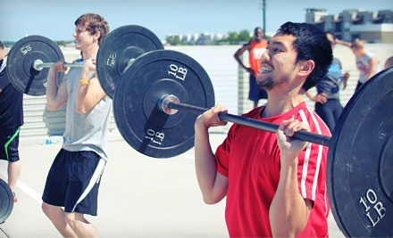Eight CrossFit Classes for One or Two People at CrossFit SouthEnd (Up to 68% Off)
