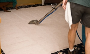 RCS Cleaning: Deep Carpet Clean for Up to Six Rooms with Optional Staircase and Hallway Clean from RCS Cleaning (Up to 47% Off)