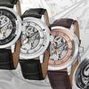 Stuhrling Original Men's Automatic Skeletonized Legacy Dress Watch