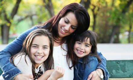 60-Minute Portrait or Family Session at Rec. Photography (Up to 84% Off)