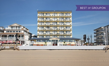 Stay at Howard Johnson Oceanfront Plaza Hotel in Ocean City, MD, with Dates into May