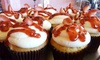 Smallcakes--A Cupcakery - Multiple Locations: Smallcakes—A Cupcakery: Cupcakes at Tallahassee Locations and Ice Cream at Thomasville Location (Up to 44% Off)
