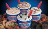Dairy Queen - 40th and A Street: Ice-Cream Cake or $5 for $10 Worth of Frozen Treats at Dairy Queen