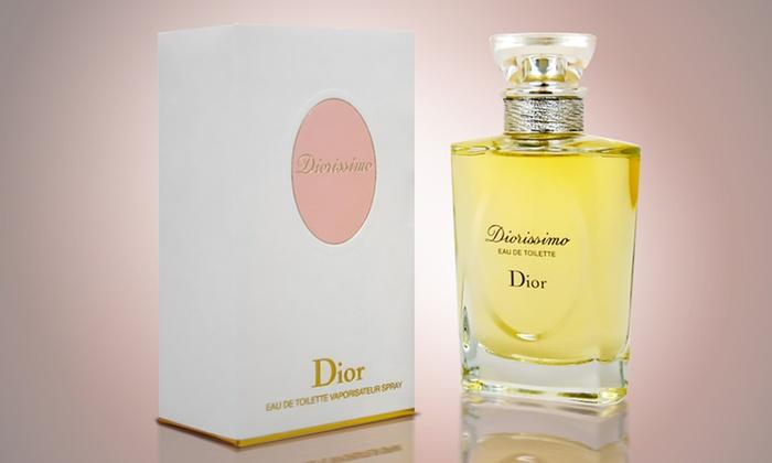 dafa71dd Christian Dior Diorissimo Eau de Toilette for Women; 3.4 Fl. Oz.