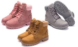 Boots hiver Fanny