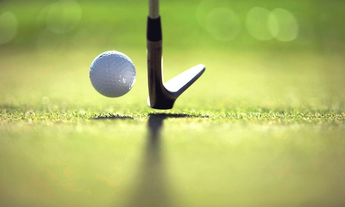 The First Tee of Central Arkansas - Westwood Pecan Lake: 18-Hole Round of Golf for Two or Four Including Cart Rental at The First Tee of Central Arkansas (Up to 53% Off)