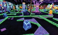GROUPON: Up to 50% Off at Monster Mini Golf Monster Mini Golf