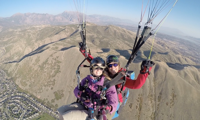 Yay for Paragliding! - Yay for Paragliding!: $120 Paragliding with GO PRO Video and Pictures at Yay for Paragliding ($175 Value)