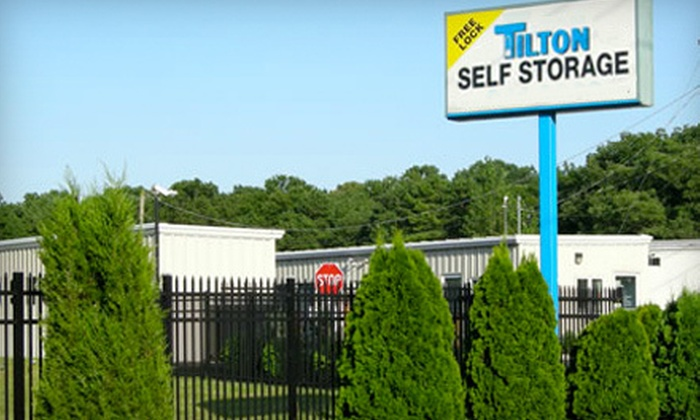 Tilton Self Storage - Egg Harbor: Three Months of Self-Storage at Tilton Self Storage (Up to 72% Off). Two Options Available.