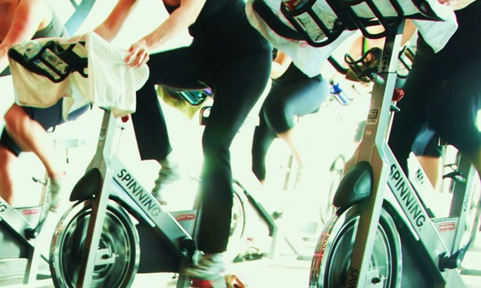 Blazing Saddles Indoor Cycling - Sherman Oaks: 5 or 10 Spinning Classes at Blazing Saddles Indoor Cycling (Up to 60% Off)