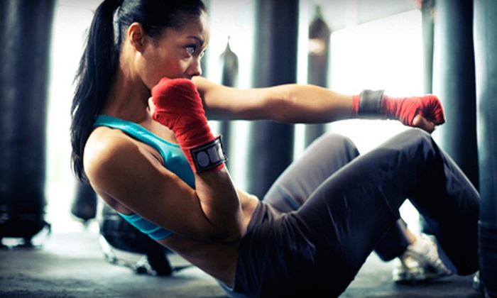 Altman Fitness - Multiple Locations: Two or Six Weeks of Boot Camp at Altman Fitness (Up to 88% Off)