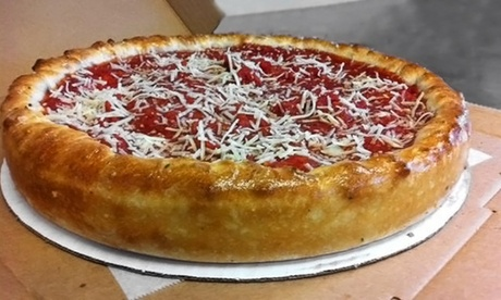 Pizza and Italian Food at Famulari's Pizzeria Cane Bay (Up to 30% Off). Four Options Available.