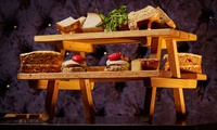 Summer Afternoon Tea For Two or Four with Pimms at The Establishment Bar & Grill