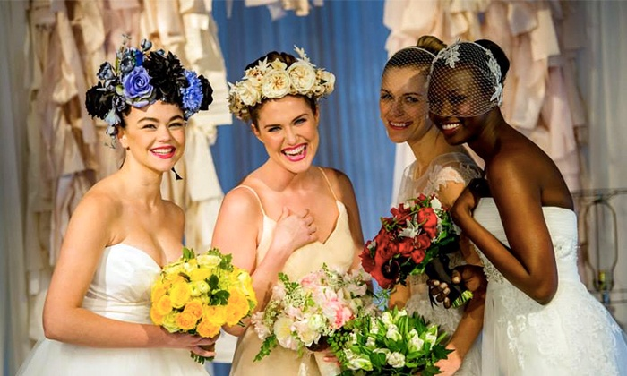 A Chic Affair - Dock 5 at Union Market: Bridal-Show Visit for 1, 2, or 4 with Gift Bags from A Chic Affair on March 29 (Up to 95% Off)