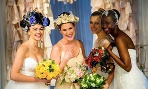 A Chic Affair: Bridal-Show Visit for 1, 2, or 4 with Gift Bags from A Chic Affair on February 21 (Up to 95% Off)