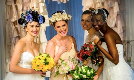 Bridal-Show Visit for 1, 2, or 4 with Gift Bags from A Chic Affair on February 21 (Up to 95% Off)