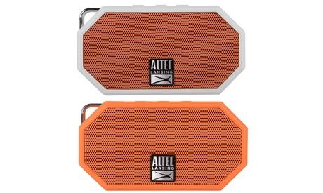Altec Lansing IMW257 Mini H2O Wireless Bluetooth Portable Speaker cd10e538-a11a-4c07-81b2-cb2b22dd9cd9