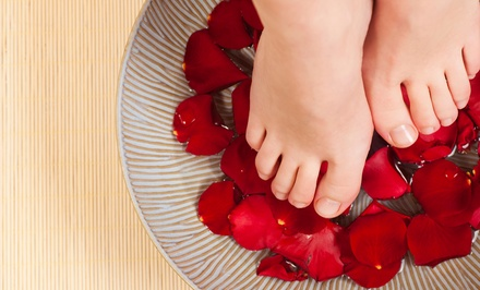 Laser Toenail-Fungus Removal for One or Both Feet at Amoré Laser (Up to 73% Off)