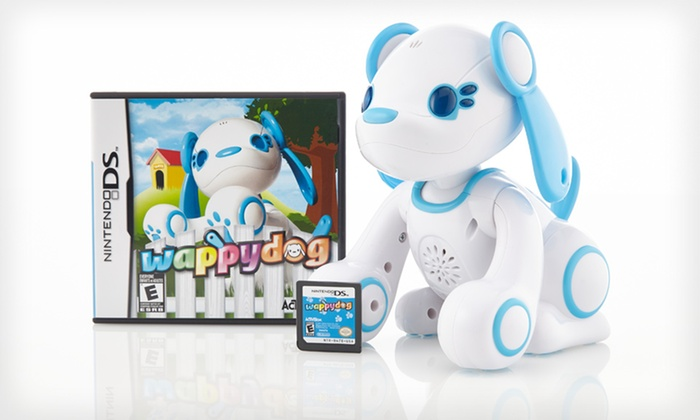 Activision Wappy Dog for Nintendo DS: $9.99 for Activision Wappy Dog for Nintendo DS ($49.99 List Price). Free Returns.