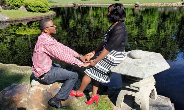 J. Anthony Digital Studio - Memphis: $75 for an Engagement Photo Shoot with Images from J. Anthony Digital Studio ($150 Value)