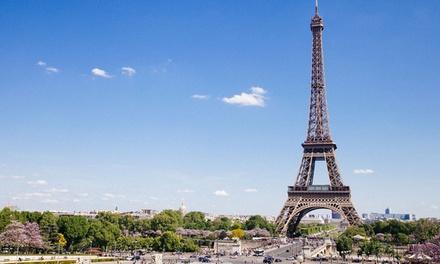 ✈ Paris and Disneyland: 3 or 5 Nights with Flights and Disneyland Tickets*