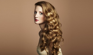 Hair Design by Amy: A Haircut and Keratin Treatment from Hair Design by Amy (63% Off)