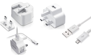 Samsung Charger and USB Cable