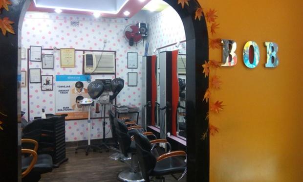 Stylish Haircut, Blow-Dry and More at Bob Salo & Academy
