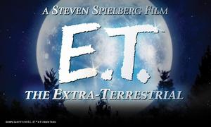 "E.T. Live in Concert: Cincinnati Pops Orchestra: ""E.T."" Live in Concert on June 10 or 11"