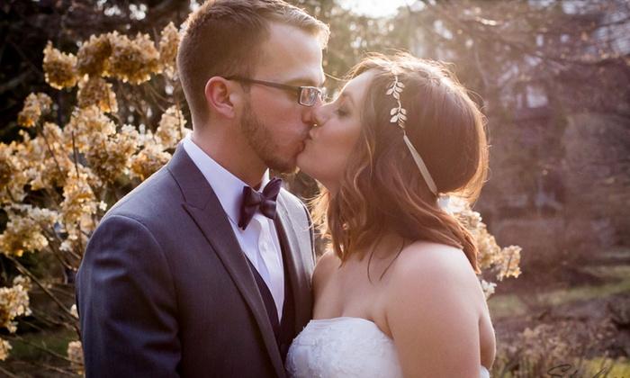 Staley Photography - Columbus: 180-Minute Wedding Photography Package from Staley Photography (70% Off)