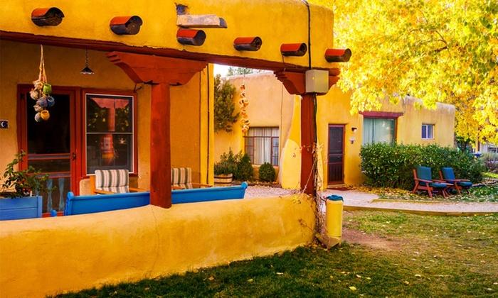 El Pueblo Lodge - Taos, NM: Stay at El Pueblo Lodge in Taos, NM