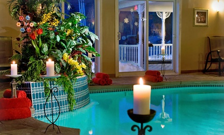 Groupon Deal: Gift a 2-Night Stay for Two in a King Suite at The Snowflake Inn in Jackson, NH