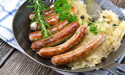 image for $25 Worth of German Dinner & Drinks for Two or $50 Worth for Four at Old Bavarian Brau House