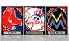 MLB Team Logo Plaque or Framed Franchise Greats Photo: MLB Team Logo Plaque or Framed Franchise Greats Photo from $16.99–$24.99