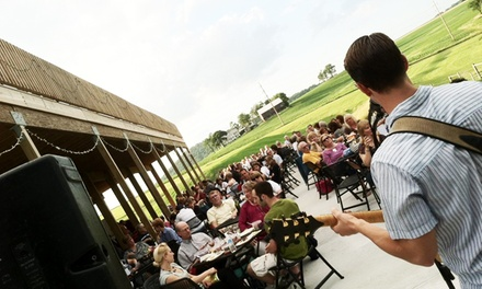 Concert TIckets for Two to the Decked Out Live Entertainment Series at The Vineyard at Hershey (Up to 48% Off)