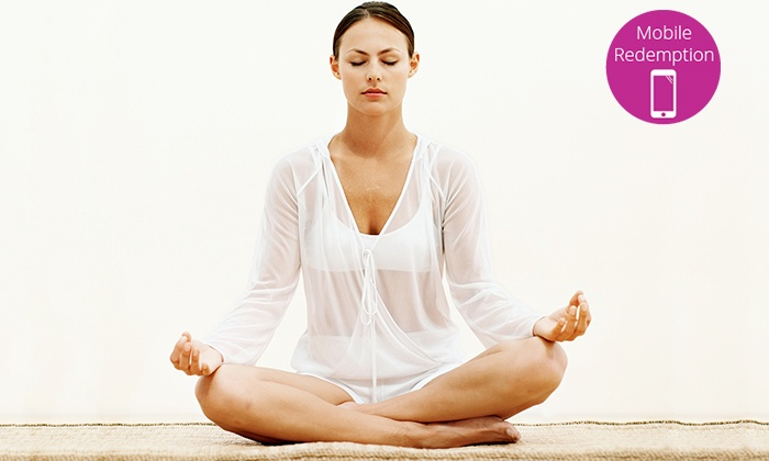 InSync - Griffith: $29 for One Month of Unlimited Yoga at Insync, Griffith (Up to $160 Value)